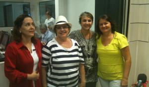 CBN João Pessoa comemora o Dia da Mulher com samba