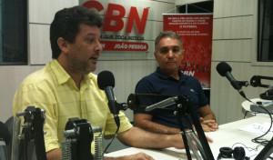 CBN Cotidiano discute a violência e a criminalidade na PB