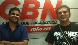 CBN Cotidiano discute o cenário do rock paraibano