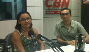 CBN Cotidiano e as religiões Afro-Brasileiras