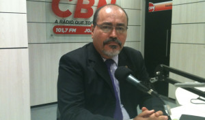 Zé Neto estreia coluna semanal na Rádio CBN João Pessoa