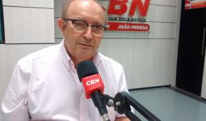 Buega Gadelha, presidente da FIEP, fala à CBN João Pessoa
