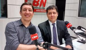 """CBN JP fala sobre os problemas judiciais da """"Oi"""""""