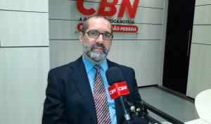 Antonio Tadeu Pagliuso fala ao CBN Cotidiano