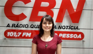 """Confira a coluna """"Mochilão CBN"""" com Danielle Costa"""