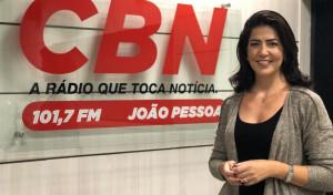 Carla Arantes é a nova voz da CBN e Carla Visani assume manhãs na rádio